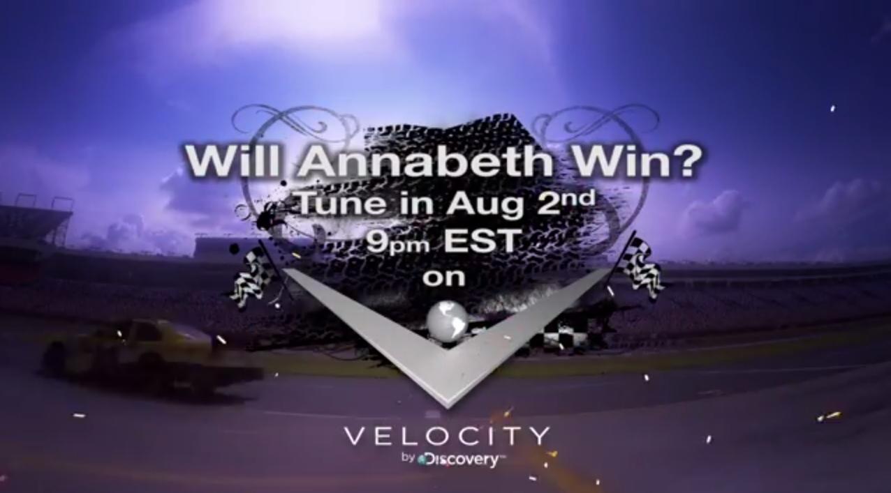 PEAK Stock Car Dream Hopeful: Annabeth Barnes